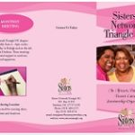 Sisters Network Triangle NC Chapter Brochure